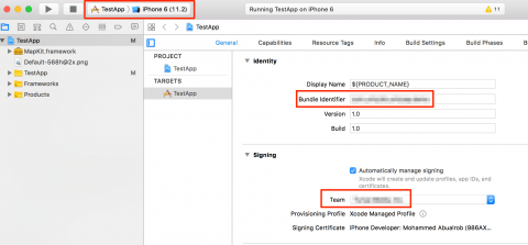 iOS real device test automation tutorial using Appium and Python